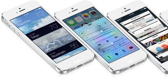 iOS 7 design gallery image