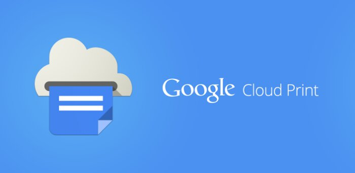 Google Cloud Print for Android is released