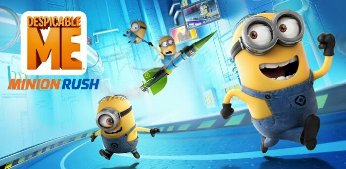 Despicable Me for Android is now available