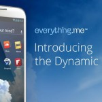 Everything.me Home – The dynamic Android Launcher