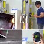 Do you want to see the Samsung Galaxy S4 get roughed up a bit