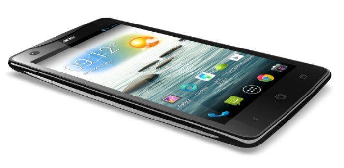 Acer announce the Liquid S1 5.7 ..ermm .. phone
