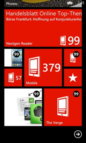 Nextgen Reader for Windows Phone with Feedly cloud now available in store