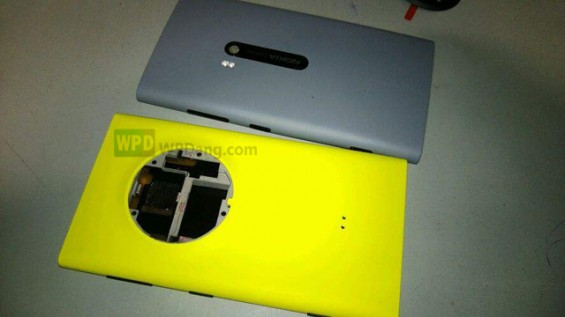 Lumia 1020   Specs revealed   More images leaked