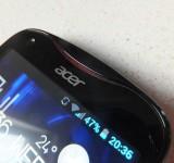 Acer Liquid E2   Initial Impressions