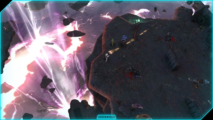 Windows RT & Windows Phone game review   Halo   Spartan Assault