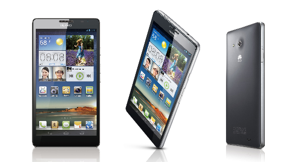 Vodafone to stock the Huawei Ascend Mate