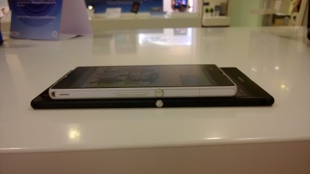 Xperia Z Ultra First Impressions