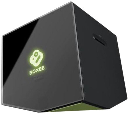 Samsung unboxes Boxee