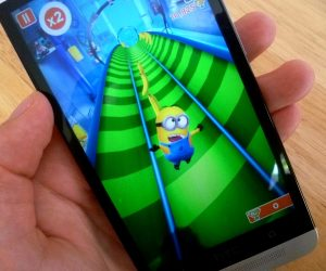 Despicable Me Minion Rush App Review