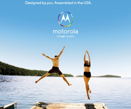 Motorola Moto X is the first phone you can design yourself