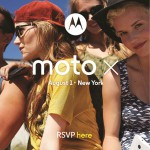 Moto X invites go out. The countdown begins