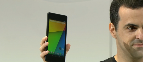 Google announce a new Nexus 7 [Pricing Update]