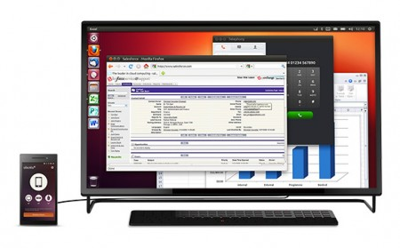 Ubuntu Edge   a new phone and home computer?