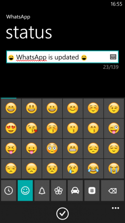 WhatsApp for Windows Phone 8 updated at last