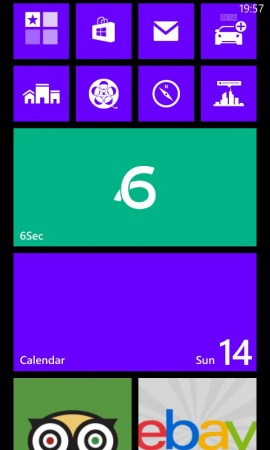 6sec   unofficial Vine app now available for Windows Phone 8