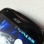 Acer Liquid E2 – Initial Impressions