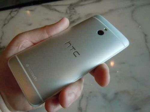 HTC One mini announced