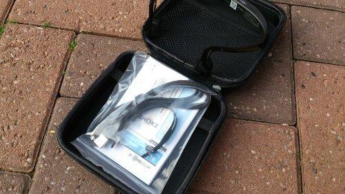 Review   AfterShokz Bluez bluetooth headphones