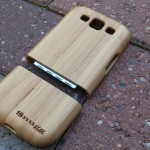 Review – The Snugg real bamboo wooden case