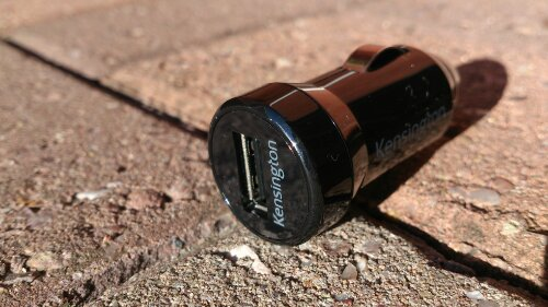 Review   Kensington Powerbolt 1.0 car charger