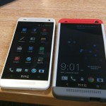 HTC One mini comparison photos