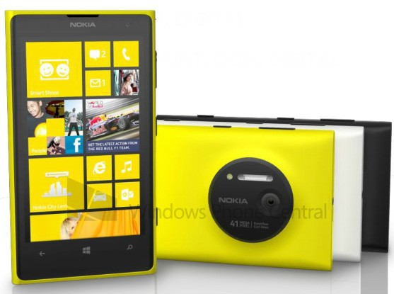 The Nokia Lumia 1020 is nearly upon us