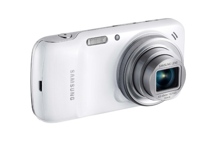 The Samsung Galaxy S4 Zoom is now available in the UK