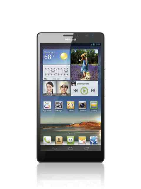 The Huawei Ascend Mate is now available exclusively from Vodafone