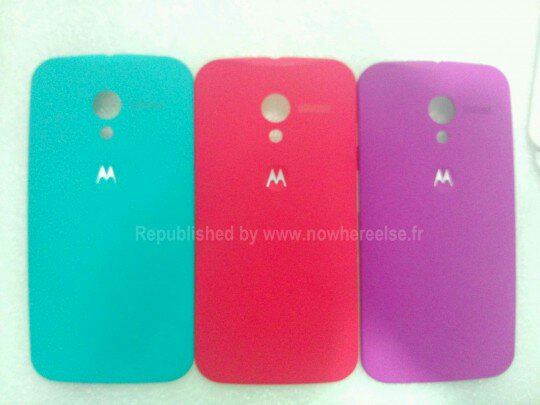 The Motorola Moto X is starting to shape up