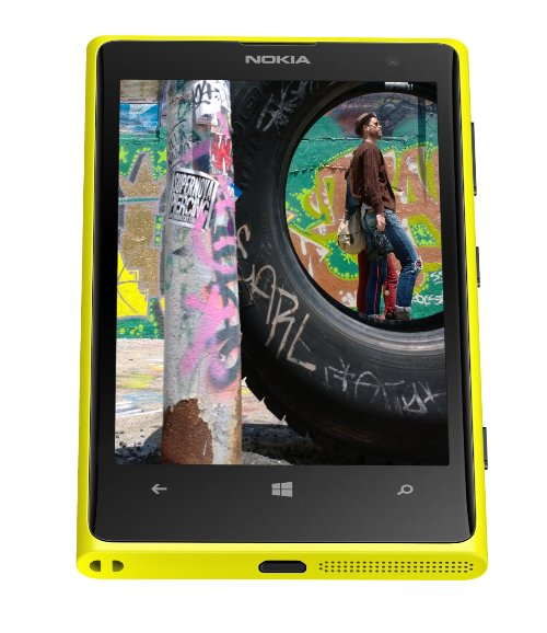 Nokia announce the Lumia 1020