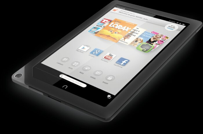 Barnes and Noble are selling off their Android Nook tablets