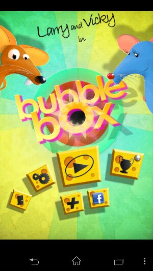 Addictive free game   Bubble Box