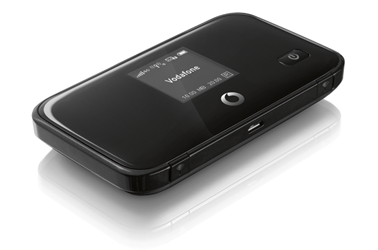 Vodafone announce the 4G ready R212 mobile Wi Fi device