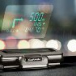 Drive Like A Fighter Pilot – Garmin Head Up Display