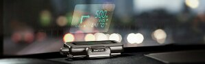Drive Like A Fighter Pilot   Garmin Head Up Display