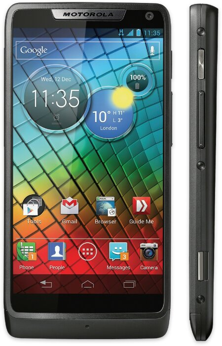 Motorola RAZR i going cheap on Three   Deal