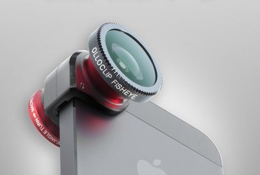 Olloclip publish an app to help iPhone users take photos with their clip on lenses