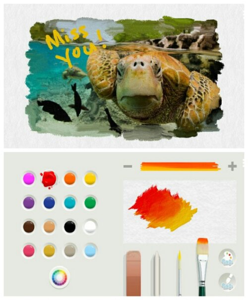 Microsoft release Fresh Paint for Windows Phone 8