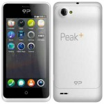 The Geeksphone Peak+ is now up for pre-order