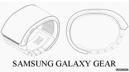Patent application shows Samsung Smartwatch possibility
