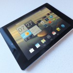 Acer Iconia A1-810 tablet – Initial Impressions