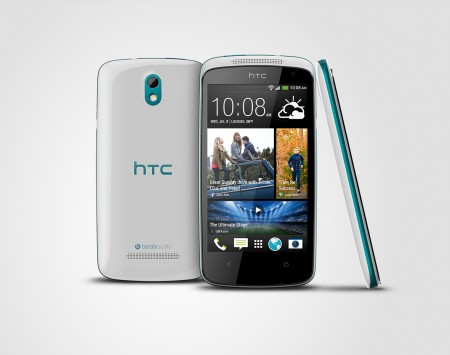 HTC Unveil the Desire 500