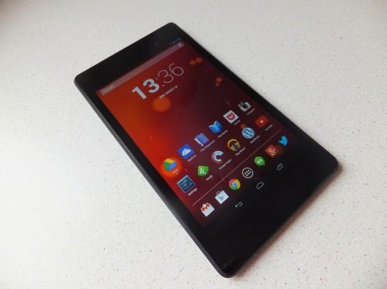 Google Nexus 7 (2013)   Initial Impressions