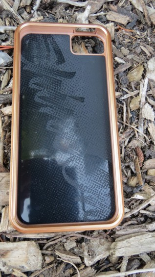 Do it yourself Gold iPhone 5. The Case Mate Glam   review