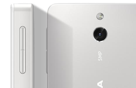 Nokia 515 close up 465