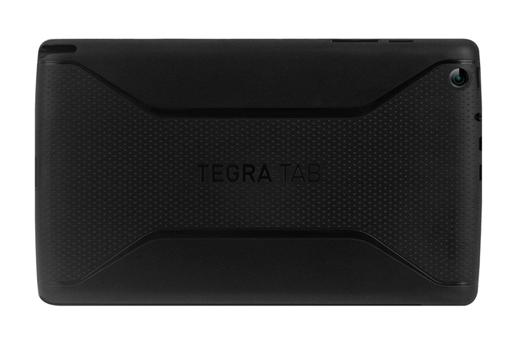 Nvidia Tegra 4 Tab back