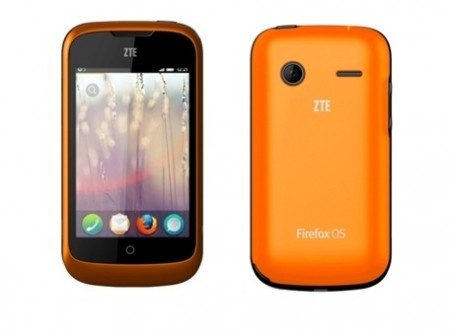 ZTE Open will be sold on E Bay in the USA and Europe