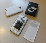 Qi Wireless Charging Receiver Card   Samsung Galaxy Note 2   Review