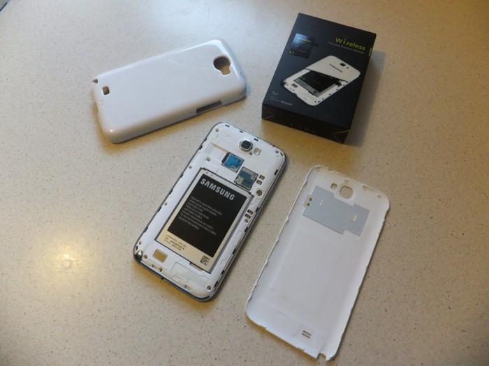 qi wireless charging pad instructions